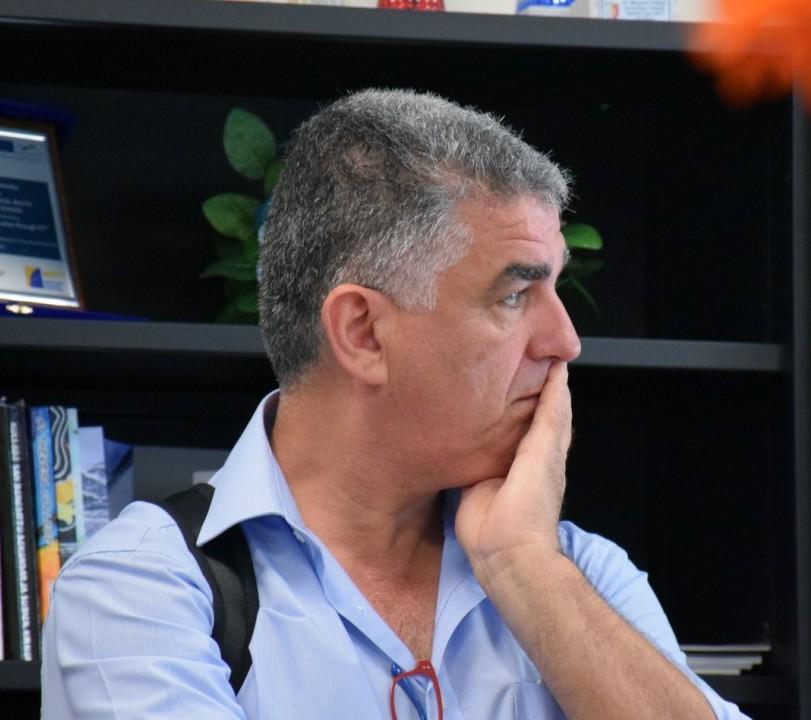 Γ. Κατσαρός Αντιπρόεδρος ΔΣ